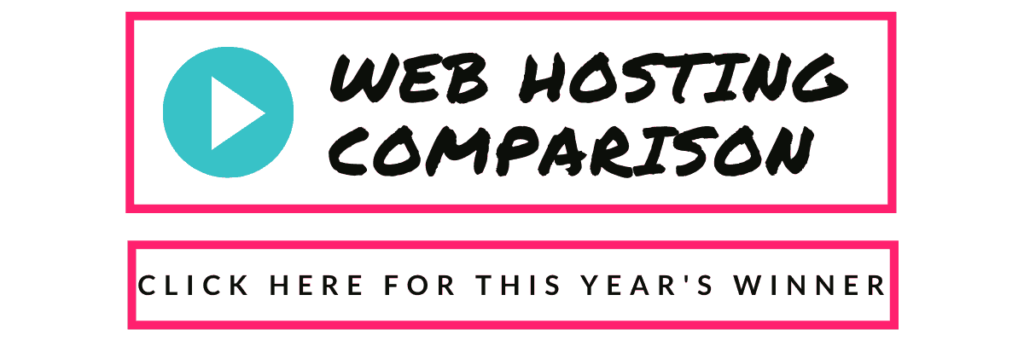 blogfiti hero sections image web hosting comparison