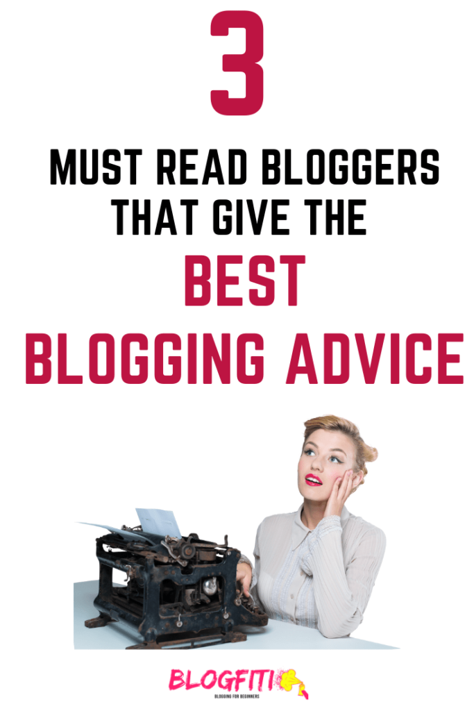 must read bloggers that will make you a better blogger pin