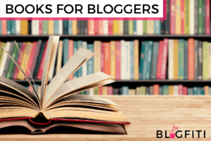 BOOKS FOR BLOGGERS featured image