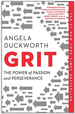 grit the power of perserverance books for bloggers