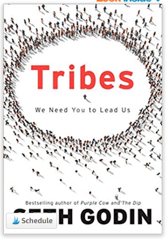 tribes we need you to lead us seth godin books for bloggers