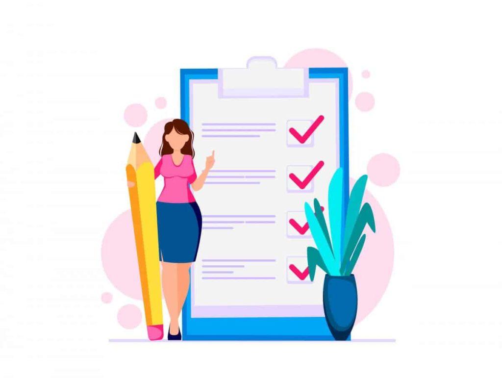 outlining blog posts
