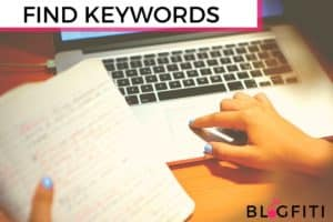 How to Find Blog Post Keywords That Are Gold Featured Image