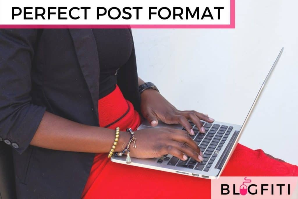 BLOG POST FORMAT FEATURED IMAGE