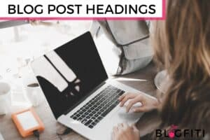 HOW TO OPTIMIZE BLOG POST HEADINGS FOR SEO FEATURED IMAGE